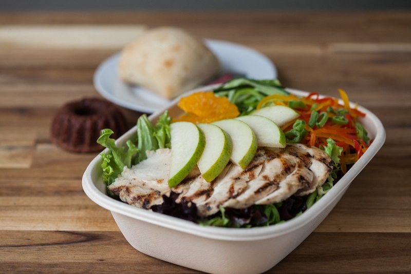 Salad Box Lunches